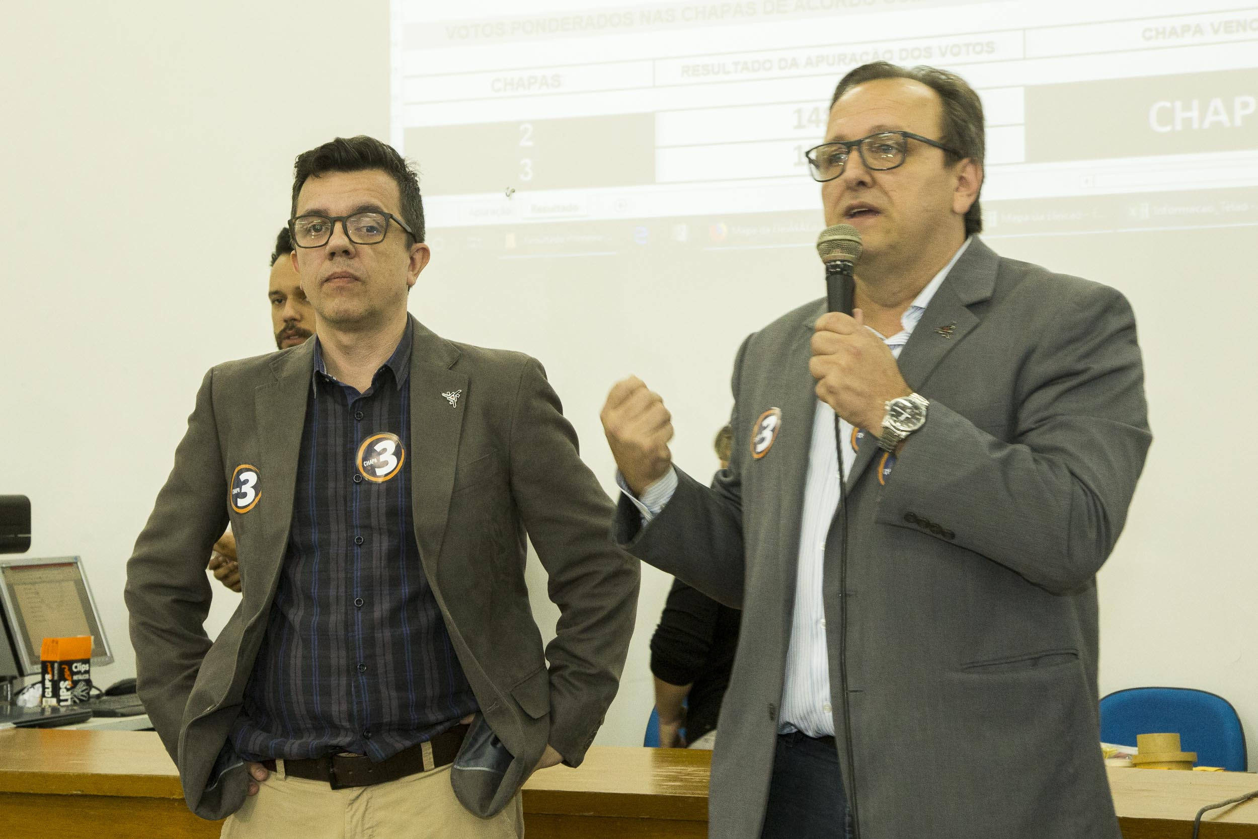 2018 09 05 Apuracao do segundo turno das eleicoes para Reitor MG 8846